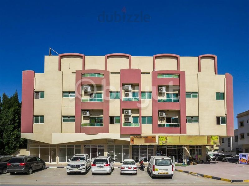 Property for Rent photos in Al Rawda 3: 1 MONTH FREE 2 B H K 23000 FOR RENT DIRECT FROM OWNER NO COMM. KUWAITI STREET NUAIMIYAH 2 - 1