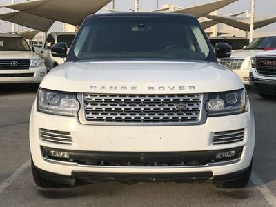 Land Rover Range Rover 2016 RANGE ROVER AUTOBIOGRAPHY 2016 LARGE