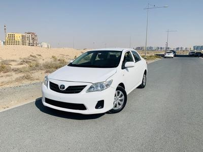 Toyota Corolla 2013 425 MONTHLY ZERO DOWN PAYMENT COROLLA 1.6L GC...