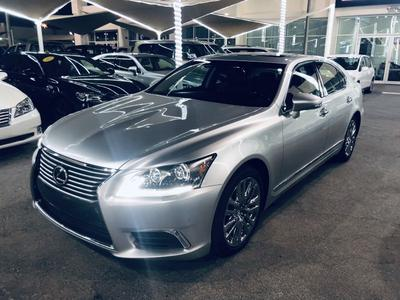 Lexus LS-Series 2013 Lexus LS 460 2013 full options
