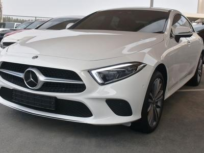 Mercedes-Benz CLS-Class 2019 DIESEL CLS-400 D 2019 / CLEAN TITLE / WITH WA...