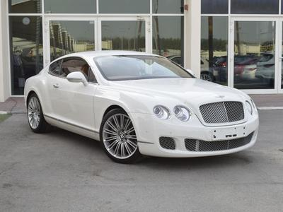 Bentley Continental GT 2010 Bentley Continental GT Speed 2010 Full Servic...