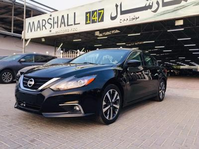 Nissan Altima 2017 2017 NISSAN ALTIMA - 0% DOWN PAYMENT - VERY C...
