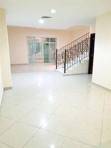 Property for Rent photos in Mirdif Villas: Private Entrance 4BHK Maid Villa with private backyard and Shared Pool for rent in Mirdif - 1