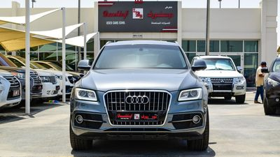 أودي Q5 2014 Audi Q5 Sline V6  3.0L GCC Accident free no p...