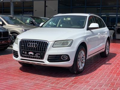 أودي Q5 2014 AUDI Q5 QUATTRO 2.0 TURBO CHARGED 2014 GCC SI...