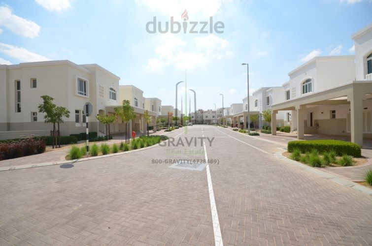 Property for Sale photos in Al Ghadeer: HOT DEAL | Single Row in Breeze Community - 1