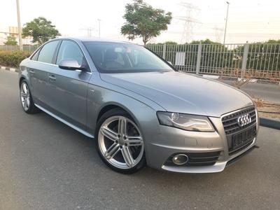 Audi A4 2011 Audi A4 2011 gcc 2.0 Turbo full options free ...