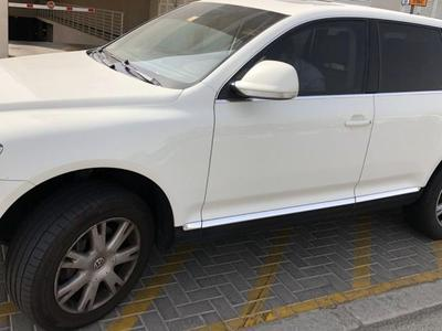 فولكسفاغن طوارج 2009 Volkswagen Touareg 2009 with Free, GCC, Lady ...