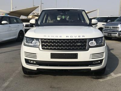 Land Rover Range Rover 2016 RANGE ROVER 2016 HSE CONVERTED SE