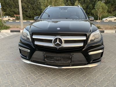 Mercedes-Benz GL-Class 2014 Mercedes Benz GL 500. Gcc option