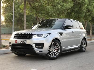 Land Rover Range Rover Sport 2015 Expat Lady Owned, Top Options, V8 Sport Super...