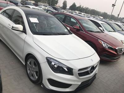 مرسيدس بنز CLA 2016 Mercedes CLA 250 full options panorama 2016