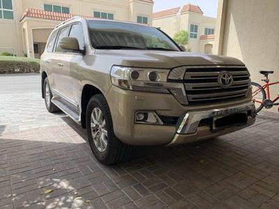 Toyota Land Cruiser 2016 Toyota Land Cruiser GXR V8