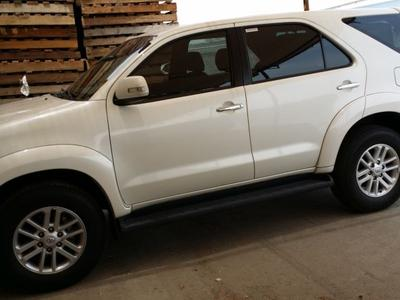 تويوتا فورتنر 2013 Toyota Fortuner - 2013 Model - 55000 KM