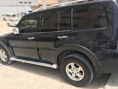 Mitsubishi Pajero 2008 Panera For Sale