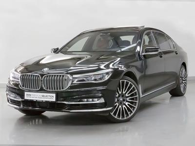 BMW 7-Series 2018 BMW 7 SERIES 750Li xDrive Luxury(REF NO. 1407...