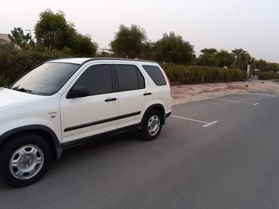 Honda CR-V 2006 Crv 2006 accident free full service from agen...