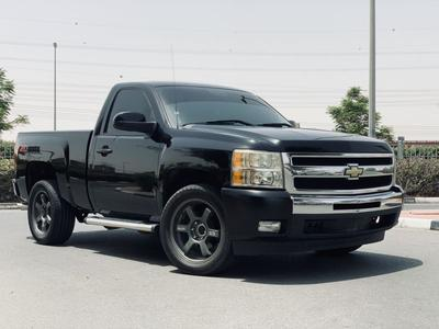 Chevrolet Silverado 2011 Chevrolet Silverado Gcc clean condition