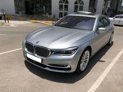 بي ام دبليو 7 - السلسلة 2017 BMW 730li 2017 Individual With 8 Years Servic...