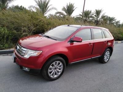 Ford Edge 2008 FORD EDGE 2008 GCC LIMITED FREE ACCIDENT Urge...