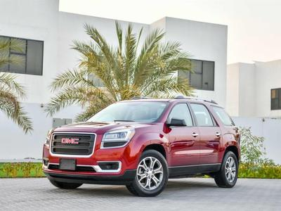 GMC Acadia 2015 GMC ACADIA - PERFECT CONDITION - AED 1,155 Pe...