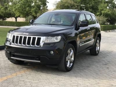 جيب جراند شيروكي 2011 JEEP GRAND CHEROKEE (2011)  5,7L V8 (panorami...