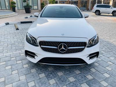 Mercedes-Benz E-Class 2017 MERCEDES BENZ E300 AMG