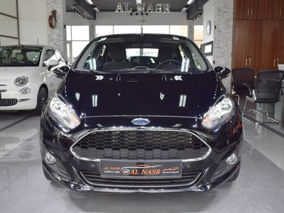 Ford Fiesta 2017 Fiesta TREND, Under Warranty - GCC Specs, Ful...