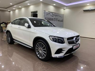 مرسيدس بنز GLC 2019 MERCEDES -GLC 250 2019 GCC 5 YEARS WARRANTY -...