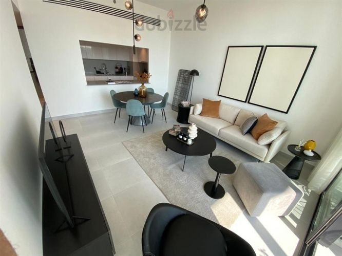 Property for Sale photos in Aljada: Own your 1 BR Apartment l Only 0.75% Per month Zero Commission . . . !! - 1