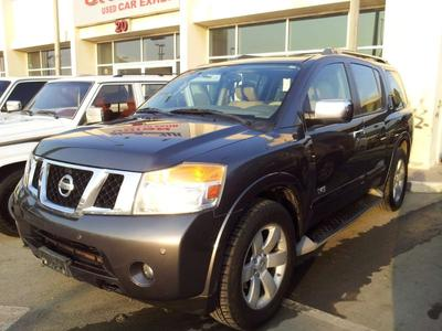 Nissan Armada 2010 Armada 2010 GCC full option
