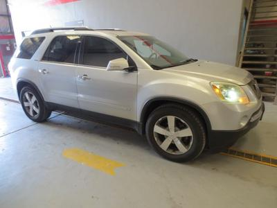 GMC Acadia 2009 GMC ACADIA GCC full options