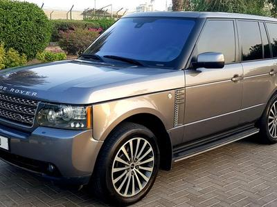 لاند روفر رينج روفر 2010 ALMOST NEW !!!! GCC ( 2010 ) RANGE ROVER HSE ...