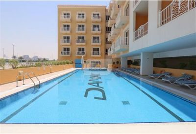 Property for Sale photos in Emirates Gardens 1: READY TO MOVE | NEWLY UPGRADED STUDIO | MASSIVELY MADE | PRIME LOCATION - 1
