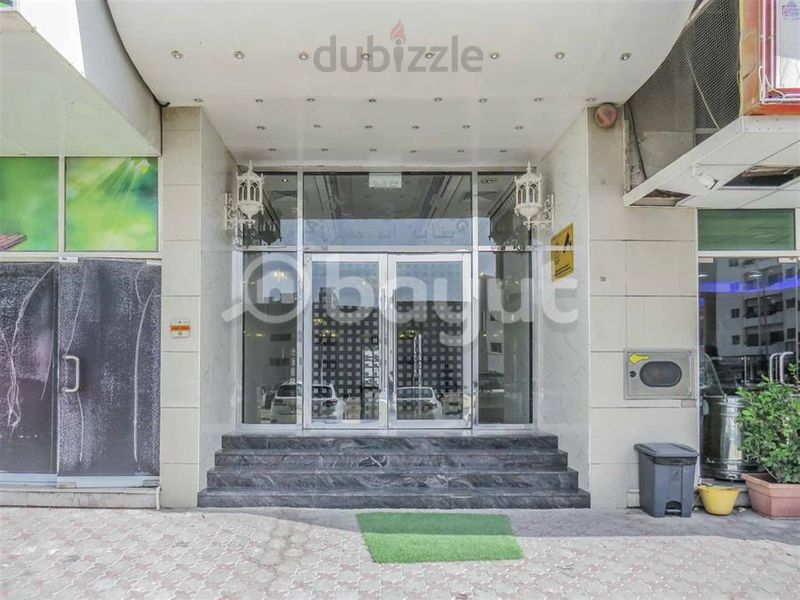 Property for Rent photos in Al Nuaimia 2: Full Open View 1BHK Close Kitchen - 1