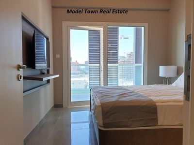 Property for Rent photos in Masdar City: Brand new Apartment fully furnished 2 bhk With Pvt balcony+poolgym +3 washroom in masder city - 1