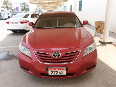 Toyota Camry 2009 Toyota Camry 2009 GCC GL First Owner