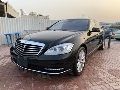 Mercedes-Benz S-Class 2012 S550L  IMPORT JAPAN V.C.C  2012