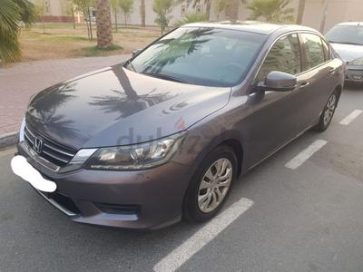 Honda Accord 2013 Single owner 2013 Honda Accord GCC in excelle...