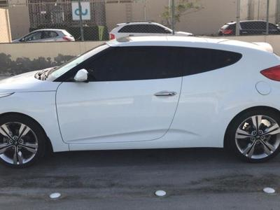 Hyundai Veloster 2016 Hyundai Veloster Full Option 2016 Model No Ac...