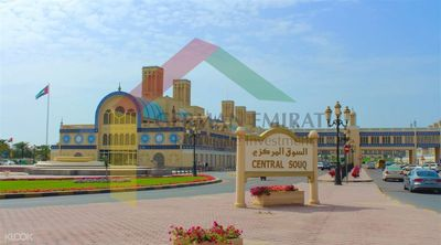 1 - Great Opportunity Shop For Rent In Souq Markazi - Gold Souq - Block 2 :المجاز صورة في عقار للإيجار