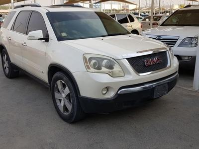 GMC Acadia 2009 2009 Gmc Acadia gulf specs Full options with ...