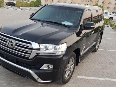 Toyota Land Cruiser 2009 TOYOTA LAND CRUISER 2009 V8 FACLITED 2019 IN ...