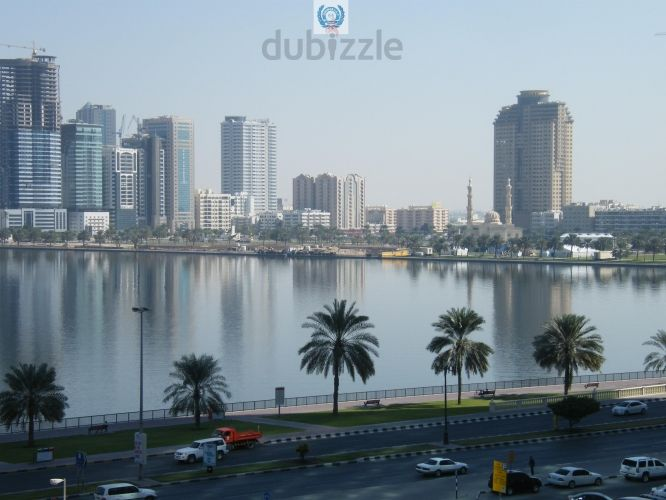 Property for Rent photos in Al Majaz 2: Luxurious fitted offices, Two Month FREE with sea view in Cornich Al Buherira, Sharjah - 1