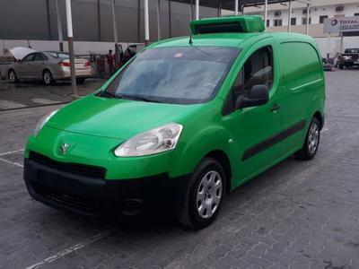 Peugeot Partner 2015 Chiller.peugoutpartner.1.6.delivery van.gcc.p...