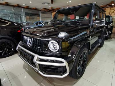 مرسيدس بنز الفئة-G 2019 Brand New Zero Kms Mercedes Benz G63 AMG 2019...