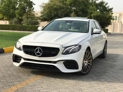 مرسيدس بنز الفئة-E 2018 MERCEDES BENZ -2018 -E200 - FULL OPTION -  IM...