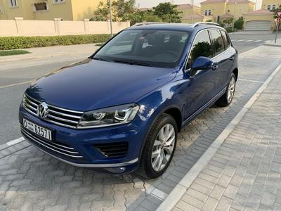 Volkswagen Touareg 2015 2015  VW TOUAREG Under Warranty
