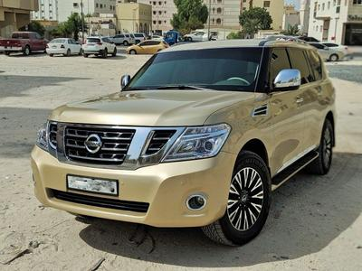 Nissan Patrol 2013 Nissan Patrol 2013 GCC in excellent condition